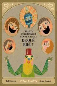 L?Agapita, en Berenguer i en Wenceslao: De què rieu?: portada