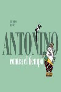 Antonino contra el tiempo: portada