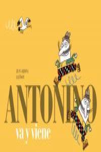 Antonino va y viene: portada