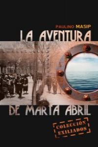 AVENTURA DE MARTA ABRIL,LA: portada
