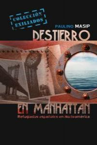 DESTIERRO EN MANHATTAN: portada