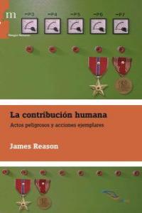 CONTRIBUCION HUMANA,LA: portada