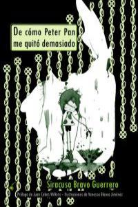 DE CÓMO PETER PAN ME QUITÓ DEMASIADO: portada