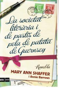 SOCIETAT LITERARIA DE PASTIS PELA PATATA DE GUERNSEY - 2ªED: portada