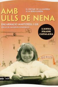 AMB ULLS DE NENA (MINI) - CAT 2ªED.: portada