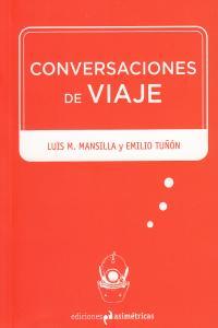CONVERSACIONES DE VIAJE: portada