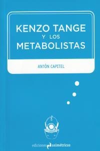 KENZO TANGE Y LOS METABOLISTAS: portada