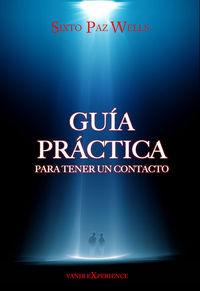 GUIA PRACTICA PARA TENER UN CONTACTO: portada