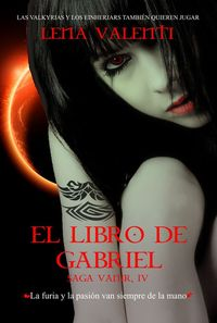 LIBRO DE GABRIEL,EL IV: portada