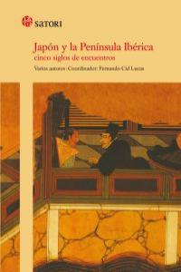 JAPÓN Y LA PENÍNSULA IBÉRICA: portada