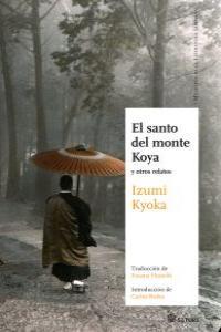 EL SANTO DEL MONTE KOYA: portada