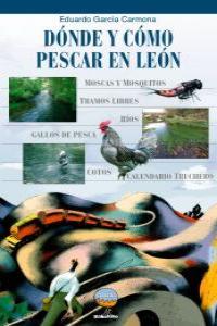 D�NDE Y C�MO PESCAR EN LE�N: portada