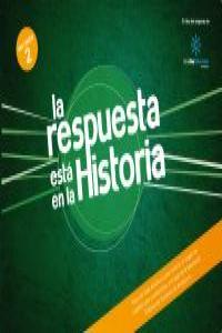 LA RESPUESTA ESTÁ EN LA HISTORIA VOLUMEN 2: portada