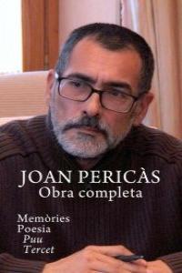 JOAN PERICÀS, OBRA COMPLETA: portada
