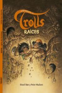 HISTORIAS DE TROLLS RAICES: portada