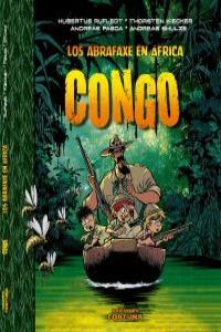 CONGO: LOS ABRAFAXE EN ÁFRICA: portada