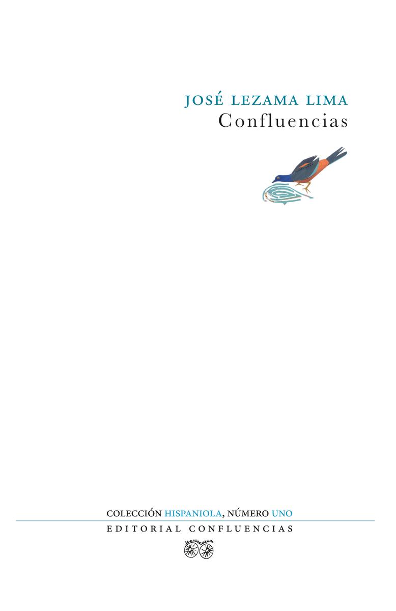 CONFLUENCIAS: portada