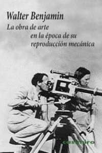 LA OBRA DE ARTE EN LA EPOCA DE SU REPRODUCCION MECANICA 9ªED: portada