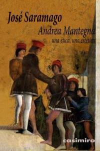 ANDREA MANTEGNA UNA ETICA UNA ESTETICA: portada
