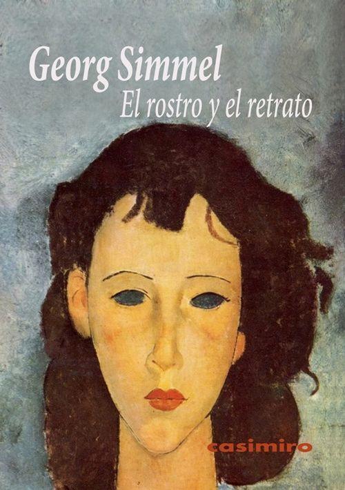 El rostro y el retrato: portada