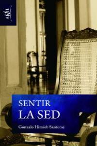 SENTIR LA SED: portada