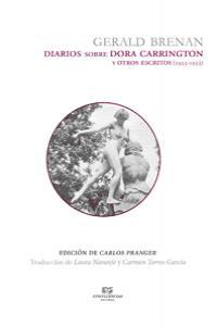 Diarios sobre Dora Carrington: portada