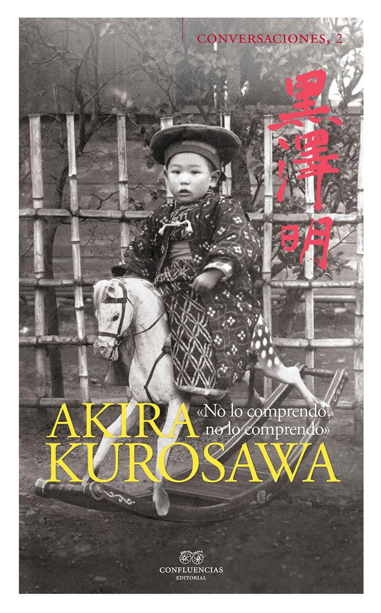Conversaciones con Akira Kurosawa: portada