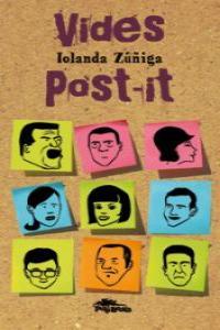 Vides Post-it: portada