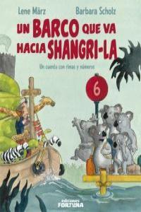 UN BARCO QUE VA HACIA SHANGRI-LA: portada