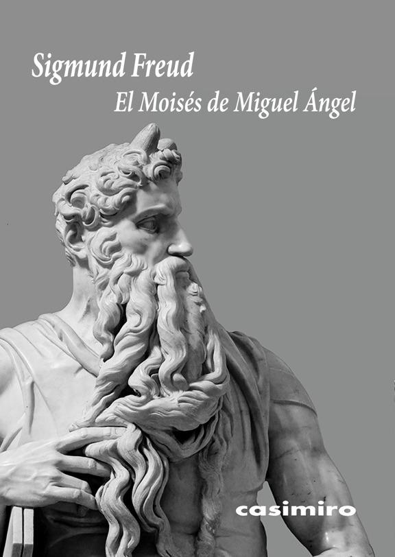 El Moisés de Miguel Ángel: portada