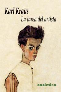 La tarea del artista: portada