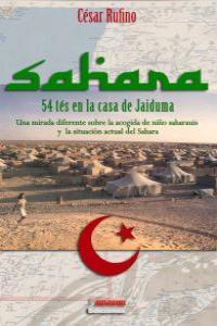 SAHARA: portada