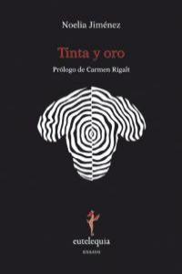 Tinta y oro  (2ª ed): portada