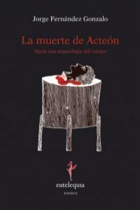 La muerte de Acteón: portada