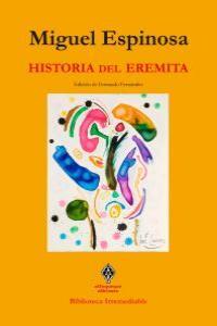 HISTORIA DEL EREMITA: portada