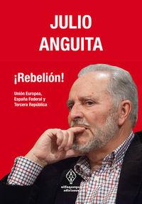 ¡Rebelión!: portada