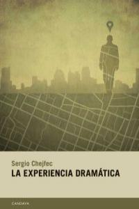 experiencia dramática, La: portada