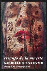 TRIUNFO DE LA MUERTE: portada