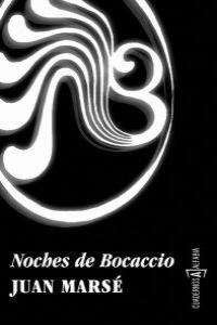 NOCHES DE BOCACCIO: portada