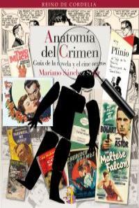 ANATOMíA DEL CRIMEN: portada