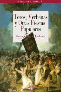 TOROS, VERBENAS Y OTRAS FIESTAS POPULARES: portada