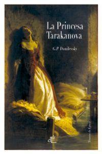 PRINCESA TARAKANOVA,LA: portada
