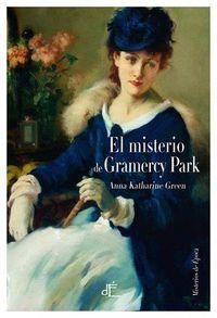 El misterio de Gramercy Park: portada