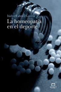 Homeopatía en el deporte: portada