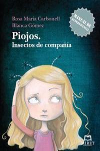 PIOJOS INSECTOS DE COMPAÑIA: portada