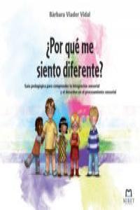¿Por qué me siento diferente?: portada
