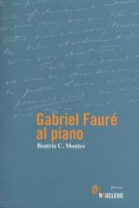 Gabriel Fauré al piano: portada