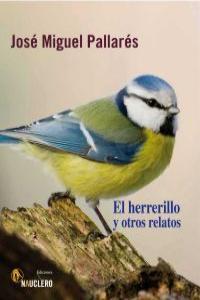 Herrerillo y otros relatos, el: portada