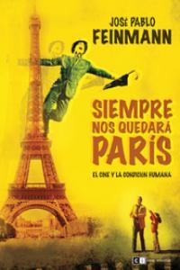 Siempre nos quedará París: portada