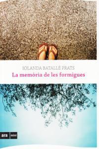MEMORIA DE LES FORMIGUES,LA (MINI) - CAT: portada